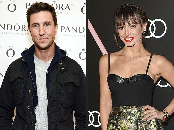 Orange Is the New Black Pablo Schreiber Spotted with Karina Smirnoff