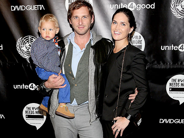 Josh Lucas and Jessica Ciencin Henriquez's Split: They're Better Than Ever, Says Source