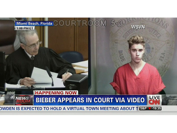 Justin Bieber DUI Arrest: He Cried 'His Eyes Out' After Bond Set at $2,500