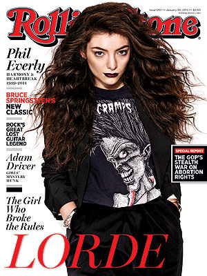 Lorde Sounds Off on Taylor Swift, Selena Gomez and 'Real Teenage Voices'