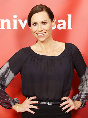 Minnie Driver: 'I Love Dating'