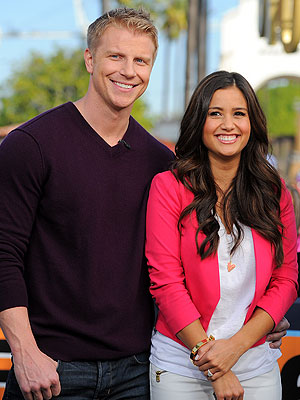 Sean and Catherine Giudici Lowe Are Honeymooning in Tahiti