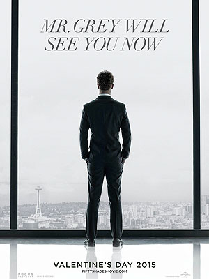 Fifty Shades of Grey: First Poster Revealed with Jamie Dornan as Christian Grey