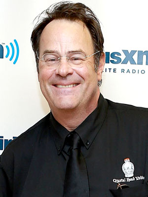 Dan Aykroyd Sworn In As Mississippi Sheriff's Deputy