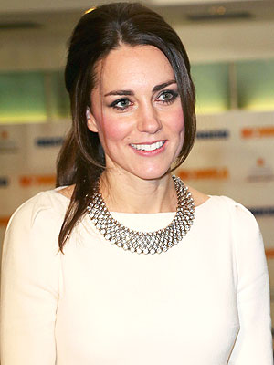 Kate Takes on a Brand New Role: Godmother