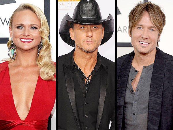 Tim McGraw, Miranda Lambert Lead 2014 Academy of Country Music Awards Nominations