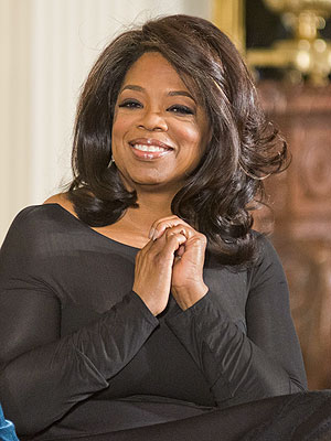 Oprah Winfrey to Embark on Eight-City 'Empowerment' Tour