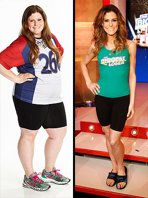 The Biggest Loser's Rachel Frederickson: I Exercise Up to Four Times a Day