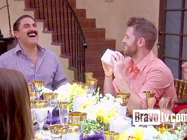 Shahs of Sunset's Reza Farahan and Adam Neely Are Engaged