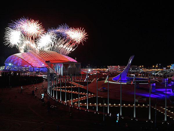 Olympics Live: Inside the Opening Ceremony at Sochi (Contains Spoilers!)