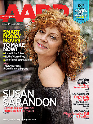Susan Sarandon Hints at Relationship with Jonathan Bricklin