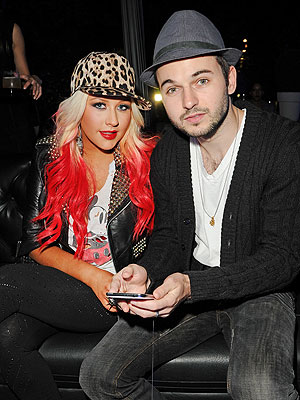 Christina Aguilera Is 'So Happy' About Pregnancy
