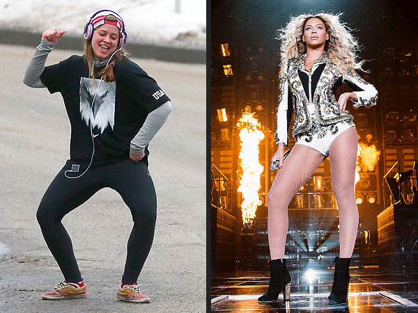 Kate Hansen Has Beyoncé to Thank for Her Killer Dance Moves