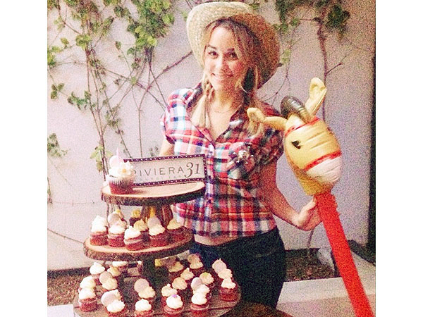 Lauren Conrad's Hoedown-Themed Joint Birthday Bash with Her Fiancé | Lauren Conrad