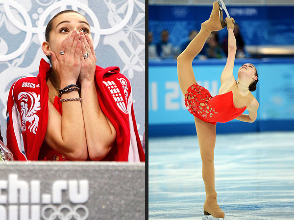 Sochi Olympic Ladies' Figure Skating Short Program Delivers Shocking Twists