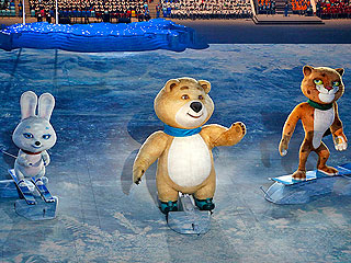 The Weird, Wild & Cute Animal Encounters of the Winter Olympics | Olympics, Winter Olympics 2014