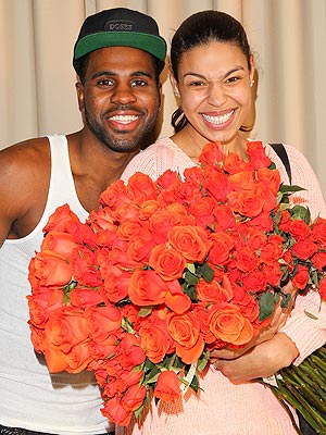 Jason Derulo Showers Jordin Sparks with 10,000 Roses