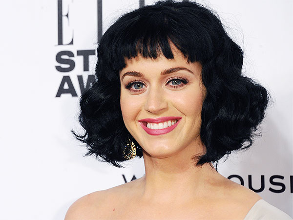 Katy Perry Is 'Happy' Being Single