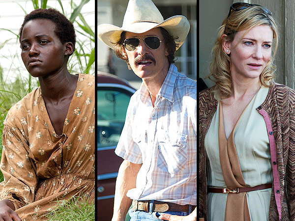 Oscars 2014: PEOPLE's Critic Predicts the Winners