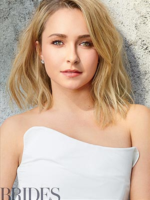 Hayden Panettiere Talks Proposal, Tries On Wedding Gowns