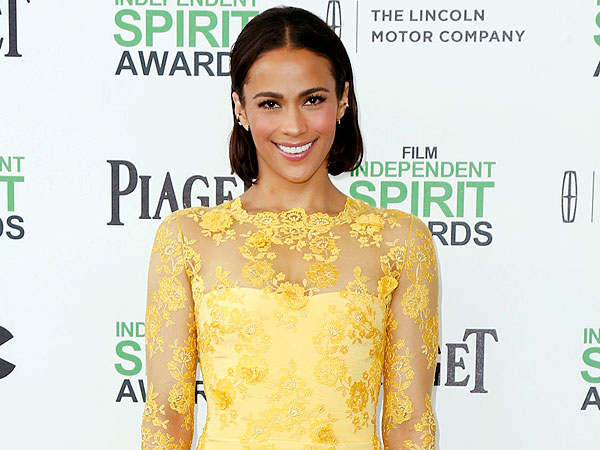 Paula Patton All Smiles at First Post-Split Appearance