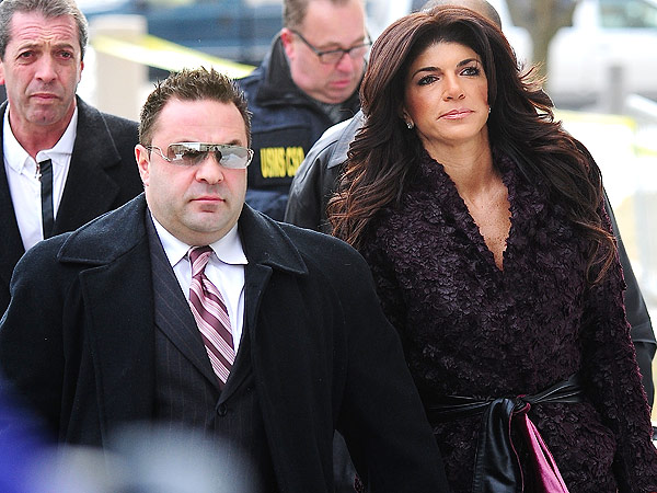 Teresa Giudice Pleads Guilty in Fraud Case: 'I Am Heartbroken for My Daughters'
