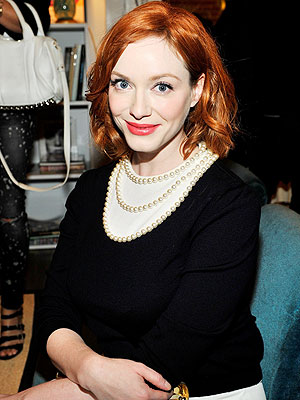 Christina Hendricks 'Not Ready' to Leave Mad Men Behind
