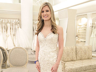 FIRST LOOK: Boston Marathon Bombing Survivor Finds Dream Wedding Dress