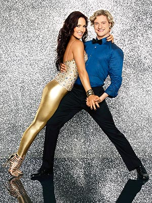 Dancing with the Stars Recap: Charlie White Is Eliminated in Semifinals