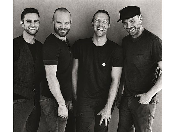 Coldplay's Ghost Stories: See the Handwritten Tracklist