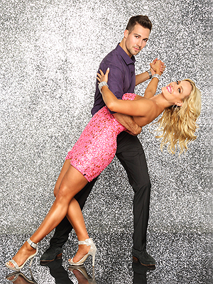 Peta Murgatroyd Blogs: Cheryl Burke Returned James Maslow 'in Fine Form'