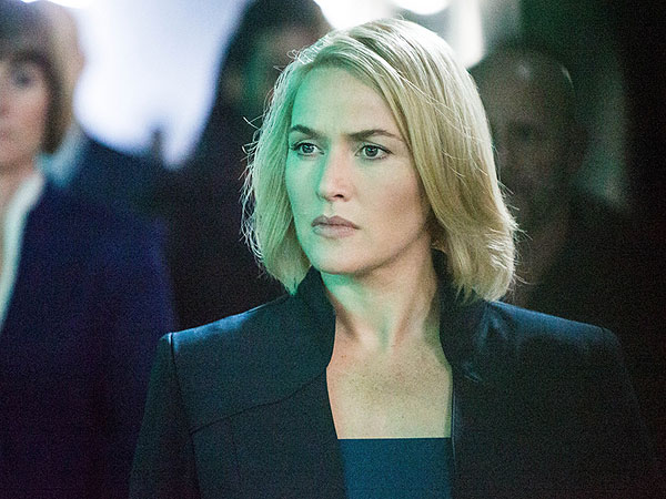 Kate Winslet in Divergent: Did Her Own Stunts While Pregnant