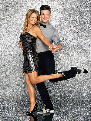 Dancing with the Stars's Candace Cameron Bure Blogs: Pushing Past Exhaustion
