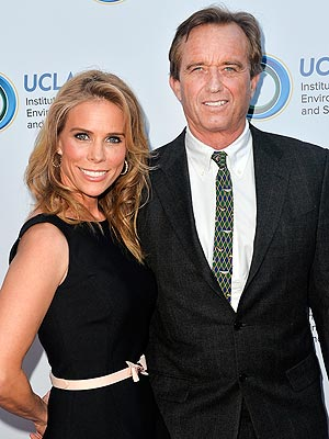 Cheryl Hines & Robert F. Kennedy Jr. Engaged