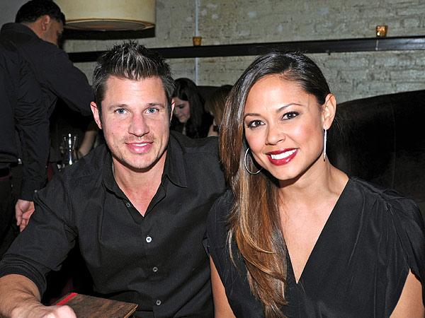 Nick and Vanessa Lachey Enjoy Date Night