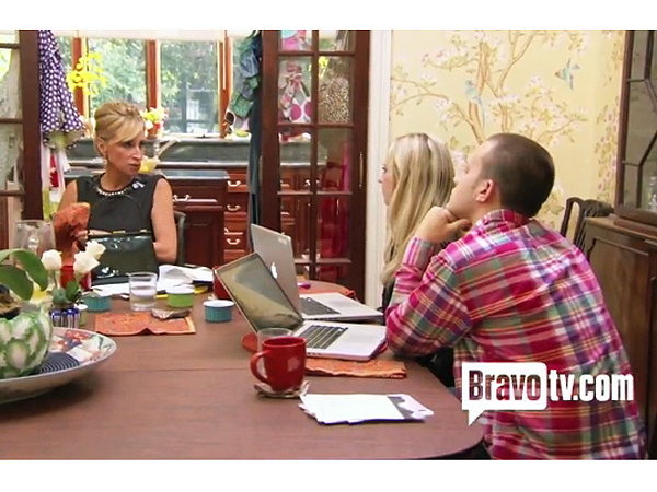 Real Housewives of New York City Recap: Being Sonja Morgan's Intern