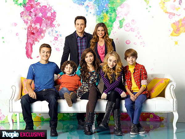 Cast of Disney Channel's 'Girl Meets World'