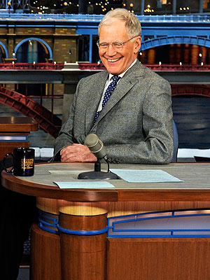 David Letterman's Staff Was in Tears over Retirement News