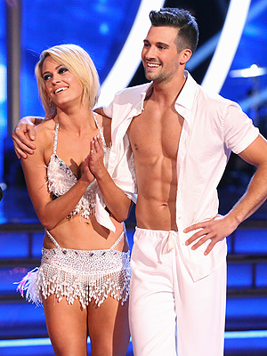 DWTS: Peta & James Knew from Day One They Could Make It to the Finals