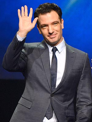 JC Chasez Returns to Music in Jesus Christ Superstar