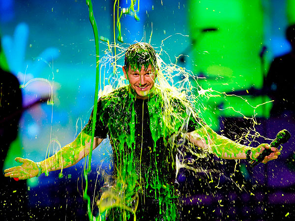 Kids Choice Awards: All the Best Star Slimes