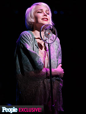 Michelle Williams in Cabaret on Broadway: See the Photo