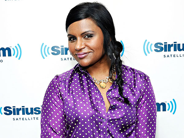 Mindy Kaling on Manis, Crop Tops, Makeup and More