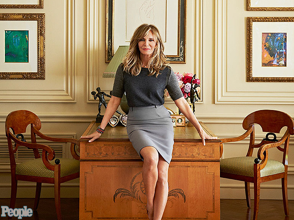 Jaclyn Smith's Magnificent LA Home: Take a Tour