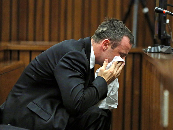 Oscar Pistorius Describes Terror-Filled Moments Before Shooting Reeva