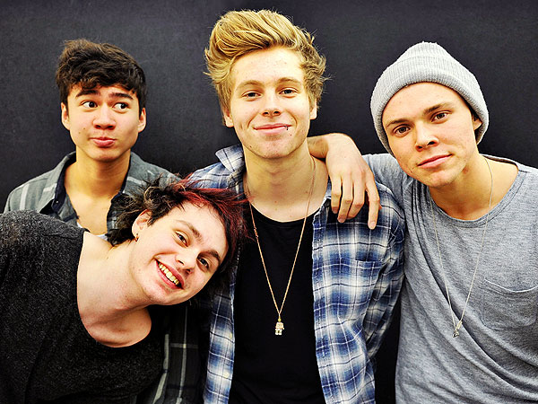 5 Seconds of Summer: What to Know About Buzzy Aussie Boy Band