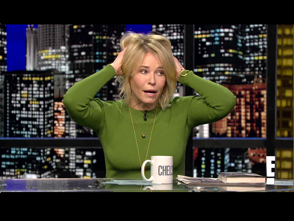 Chelsea Handler Signs Netflix Deal for Stand-Up Specials and New Talk Show