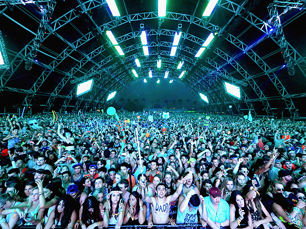 Coachella 2014: Relive the Experience with Social Media