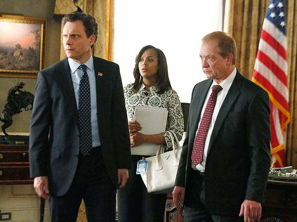 Scandal's Jeff Perry Teases Season 3 Finale