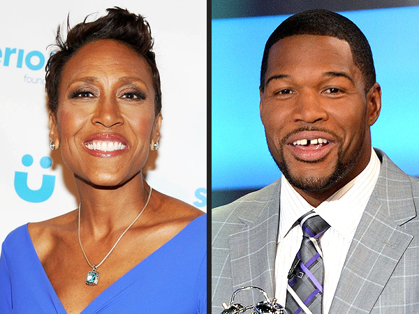 Michael Strahan Joins Good Morning America: Robin Roberts Praises Ex-Footballer